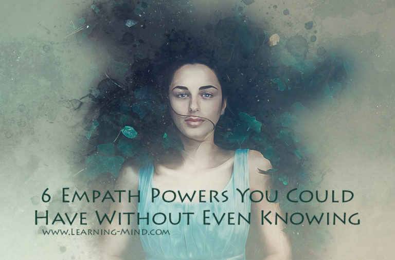 6 Empath Powers You Could Have Without Even Knowing