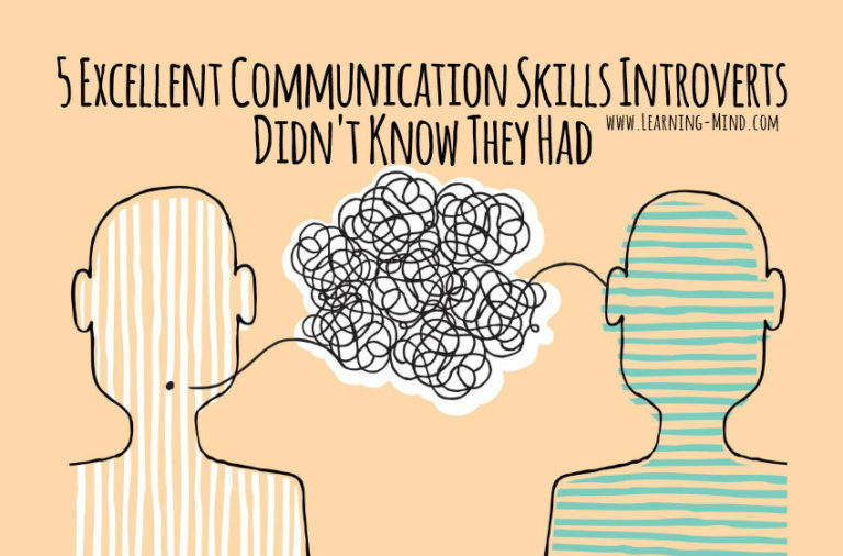 5 Excellent Communication Skills Introverts Didn't Know They Had