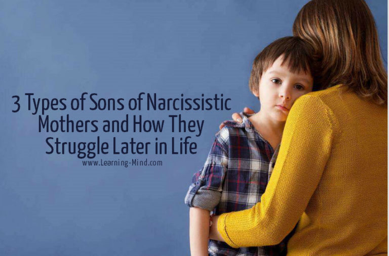 Sons of Narcissistic Mothers