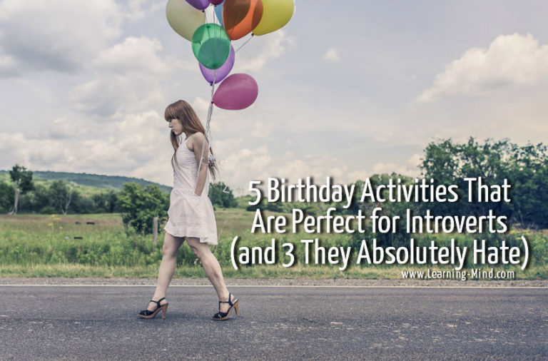 5 Birthday Activities Introverts Will Love (and 3 They Absolutely Hate)