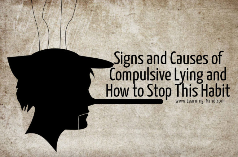 Signs and Causes of Compulsive Lying and How to Stop This Habit