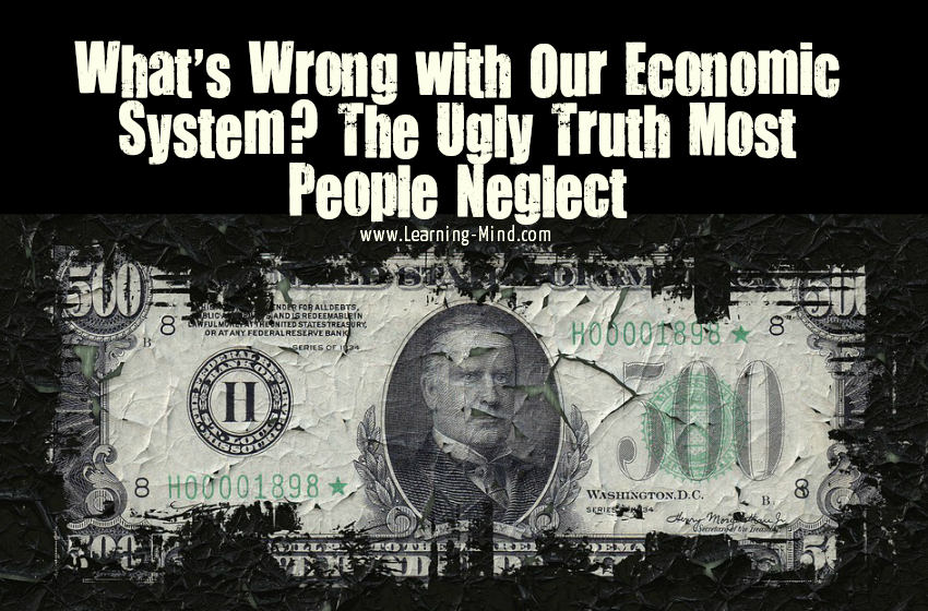 economic system wrong
