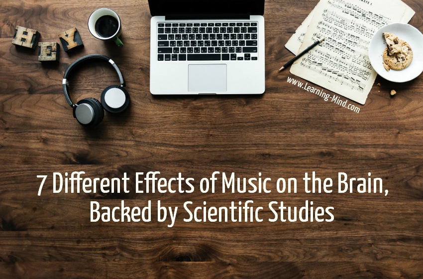 effects of music on the brain