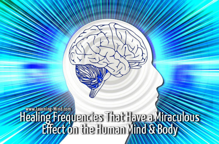 Healing Frequencies: Do They Have an Effect on the Human Mind & Body?