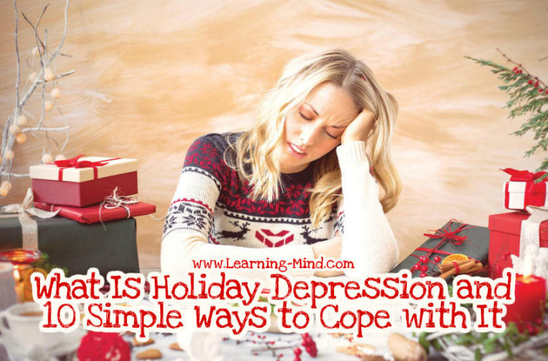 What Is Holiday Depression and 10 Simple Ways to Cope with It
