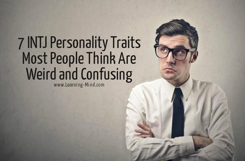 intj personality traits