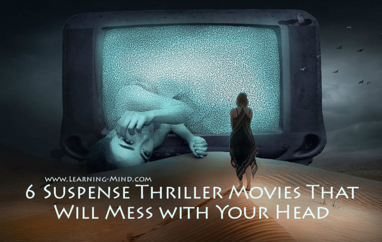 6 Suspense Thriller Movies That Will Mess with Your Head