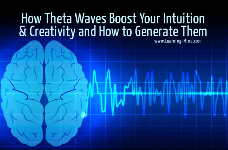 How Theta Waves Boost Your Intuition & Creativity and How to Generate Them