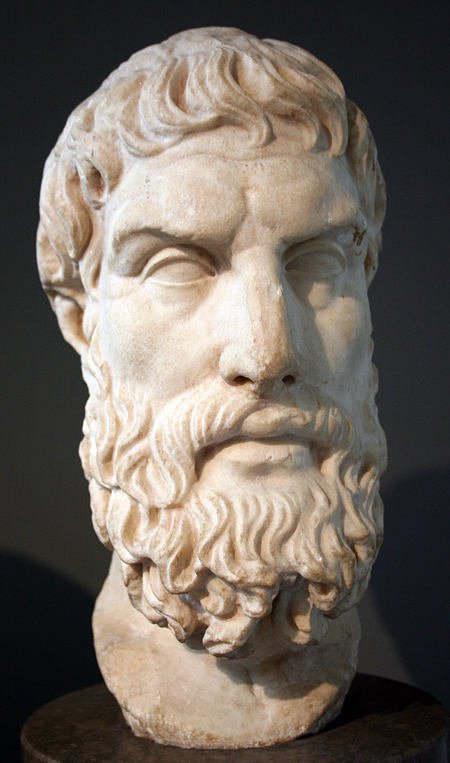 Epicurus greek philosophers
