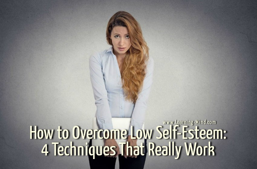How to Overcome Low Self-Esteem