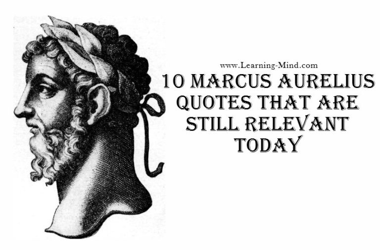 10 Marcus Aurelius Quotes That Are Still Relevant Today
