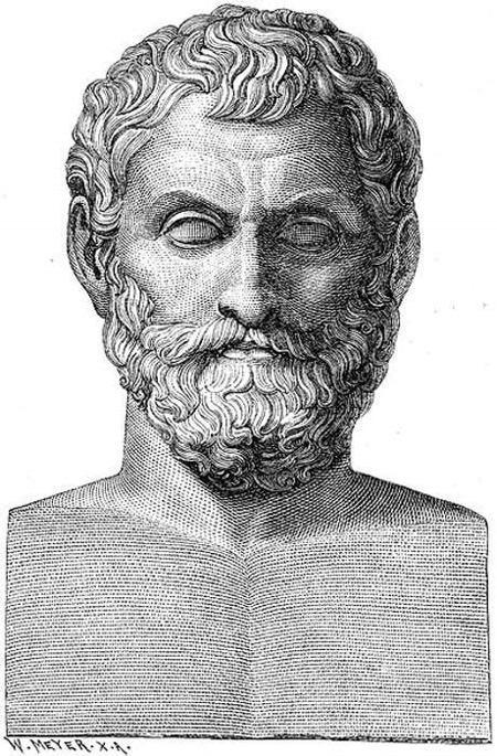 Thales of Miletus greek philosophers