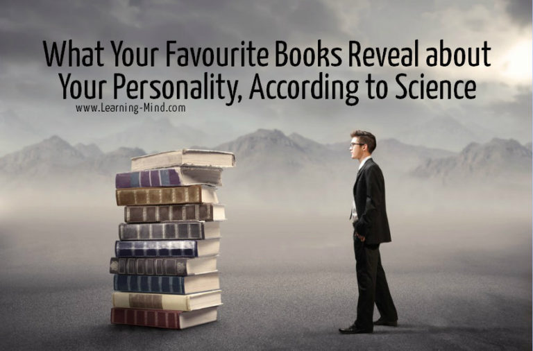 What Your Favourite Books Reveal about Your Personality, According to Science