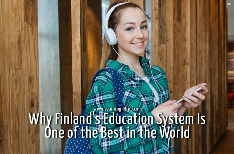 Why Finland's Education System Is One of the Best in the World