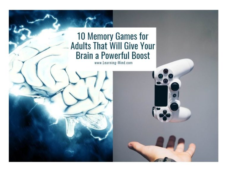 10 Memory Games for Adults That Will Give Your Brain a Powerful Boost