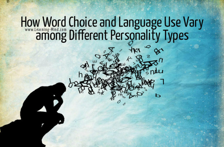 How Word Choice and Language Use Vary among Different Personality Types
