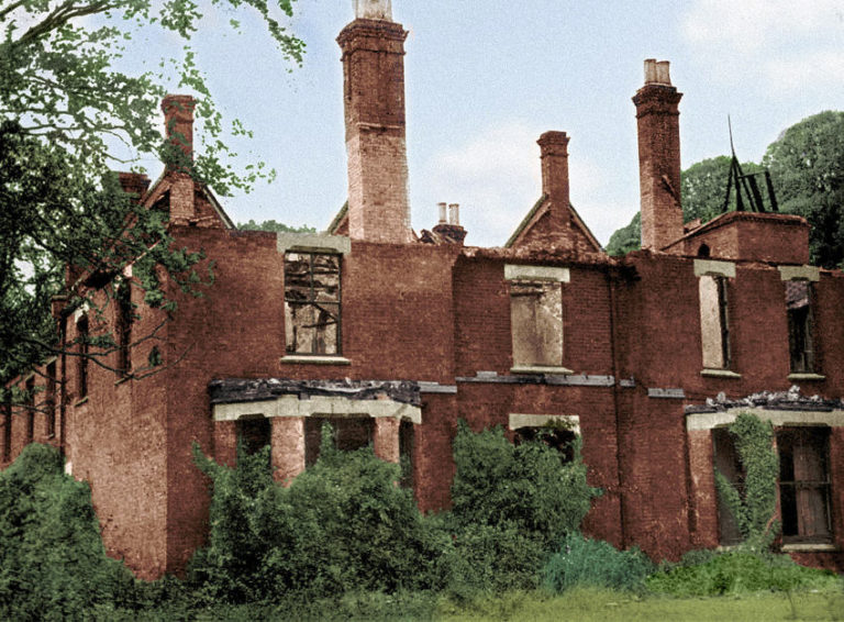 Borley Rectory: the Mystery of the Most Haunted House in England