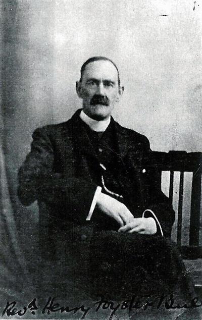 Henry Dawson Ellis Bull