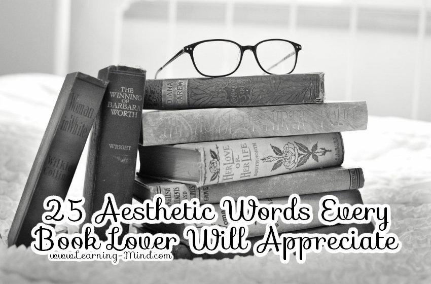 aesthetic words