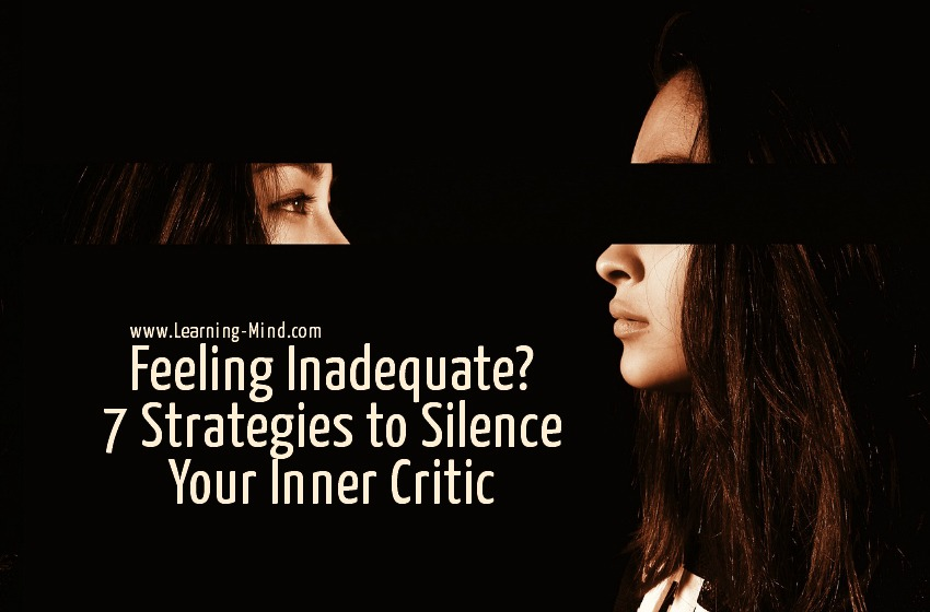 feeling inadequate inner critic