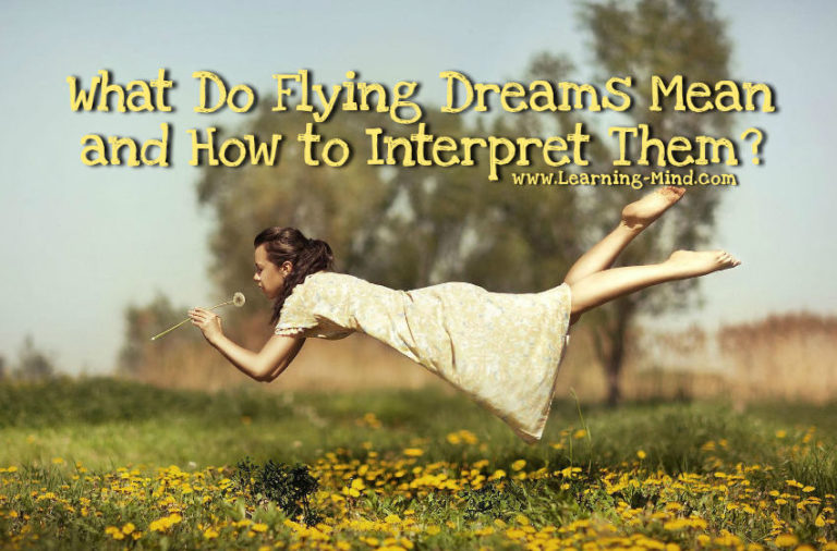 What Do Flying Dreams Mean and How to Interpret Them?