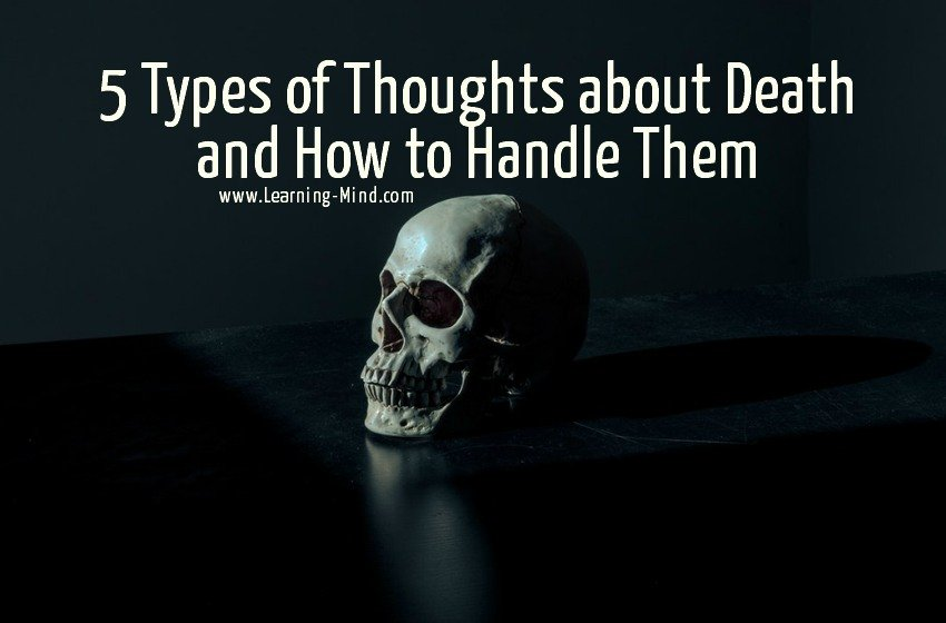 thoughts about death