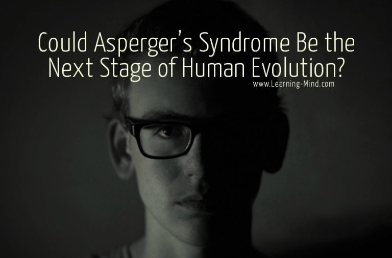 Signs Asperger's Syndrome Could Be the Next Stage of Human Evolution