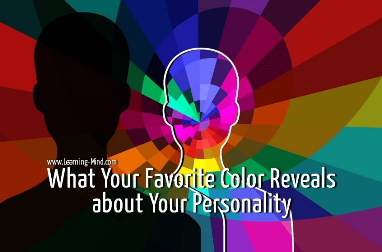 Personality Color: What Your Favorite Color Reveals about Your Personality