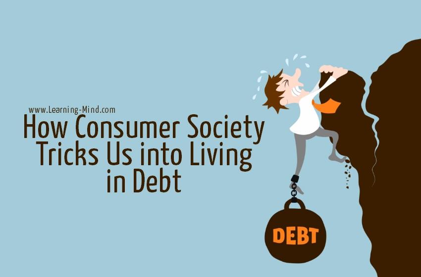 debt problems consumer society