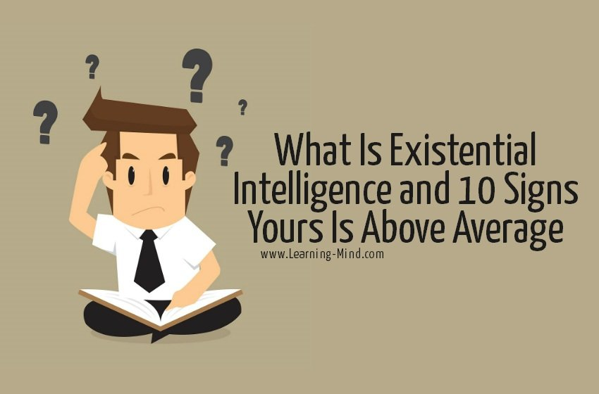 existential intelligence signs