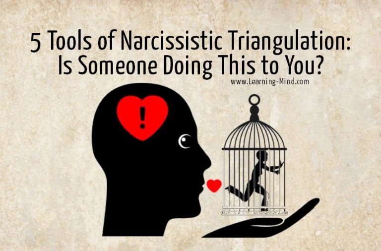 5 Tools of Narcissistic Triangulation: Is Someone Doing This to You?