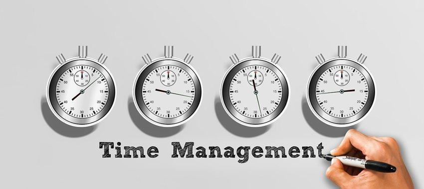 time management quadrants