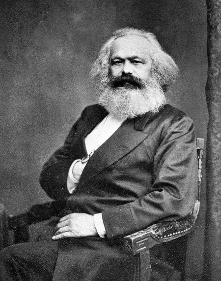 Karl Marx conflict theory