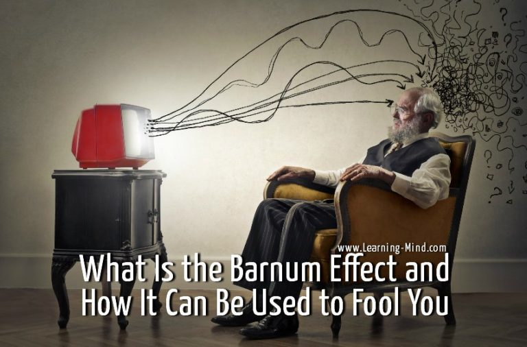 What Is the Barnum Effect and How It Can Be Used to Fool You