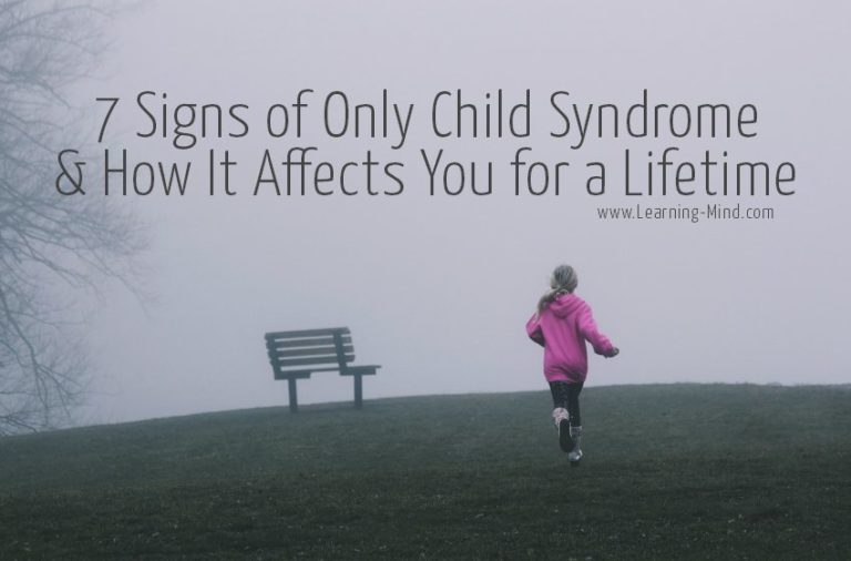7 Signs of Only Child Syndrome and How It Affects You for a Lifetime
