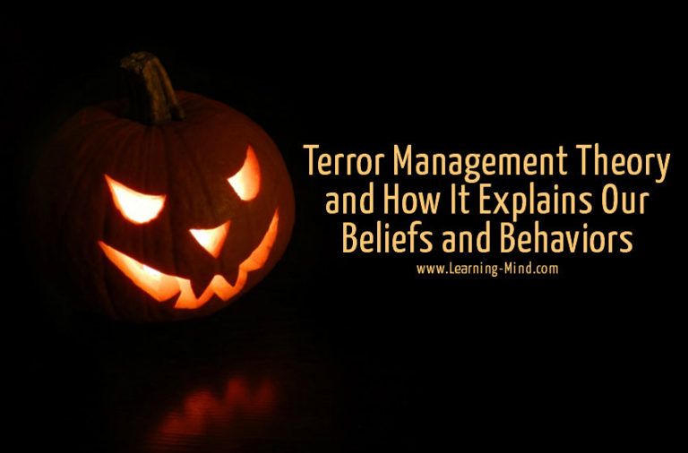 Terror Management Theory and How It Explains Our Beliefs and Behaviors