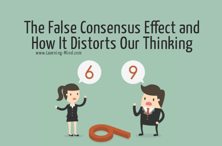 The False Consensus Effect and How It Distorts Our Thinking