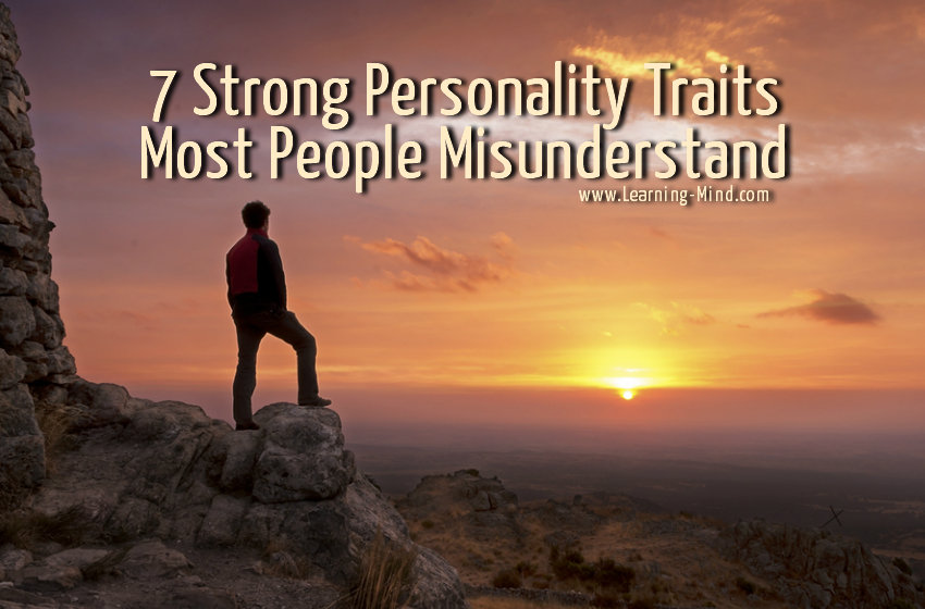Strong Personality Traits
