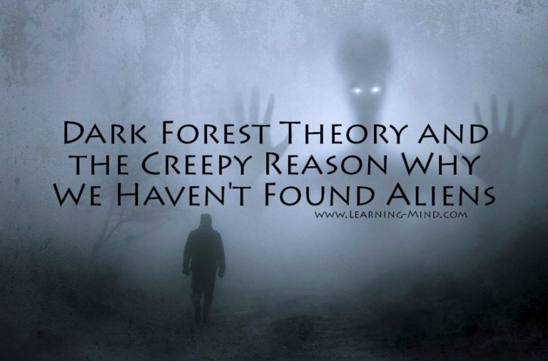 Dark Forest Theory and the Creepy Reason Why We Haven't Found Aliens