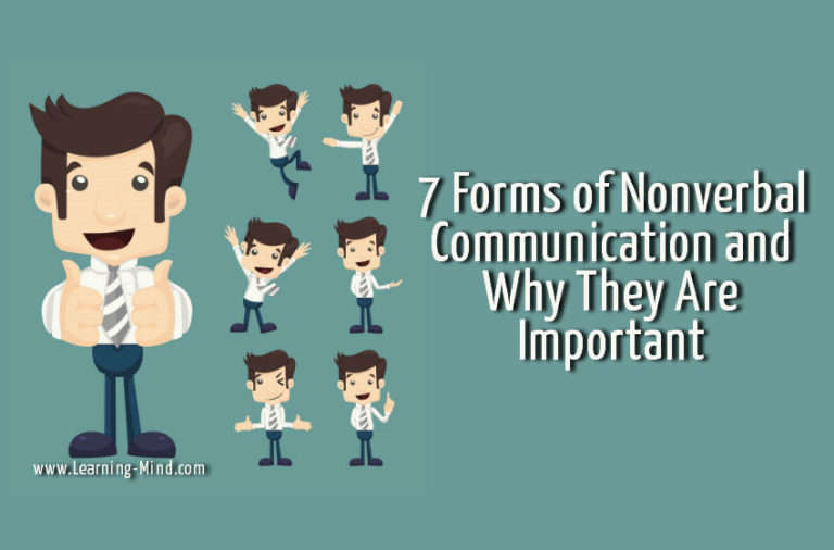 7 Forms of Nonverbal Communication and Why They Are Important