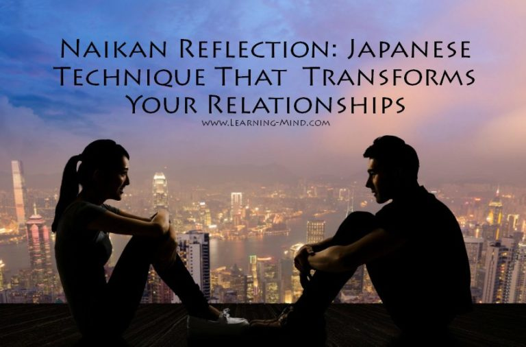 Naikan Reflection: How This Japanese Technique Transforms Your Relationships