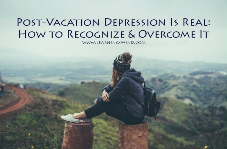 Post-Vacation Depression Is Real: How to Recognize and Overcome It