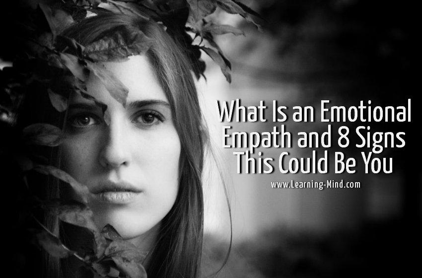 emotional empath signs