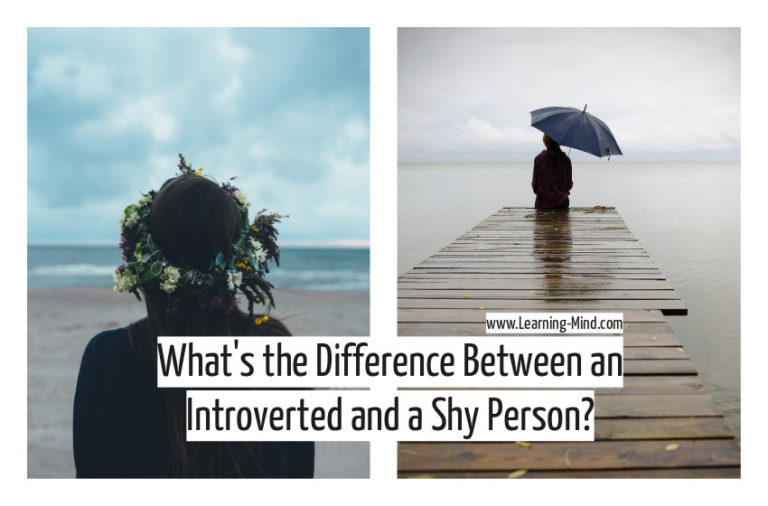 What's the Difference Between Being Introverted and Shy, According to Science?