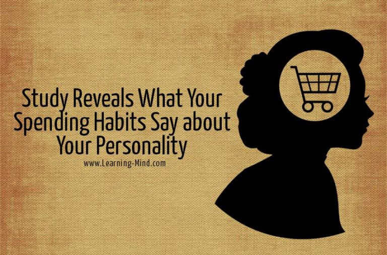 Study: What Your Spending Habits Reveal about Your Personality