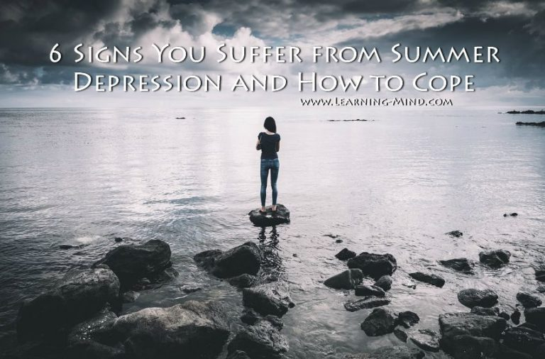Summer Depression: 6 Signs You Suffer from It and How to Cope