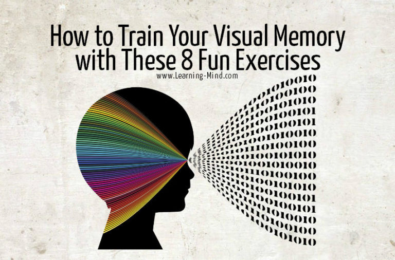 How to Train Your Visual Memory with These 8 Fun Exercises