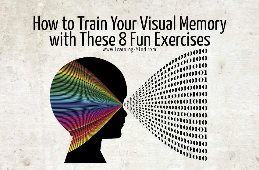 visual memory exercises