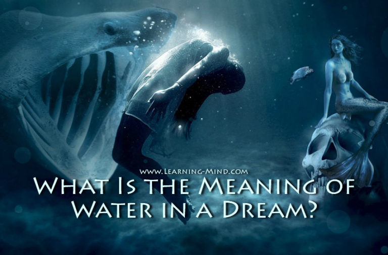 What Is the Meaning of Water in a Dream? How to Interpret These Dreams