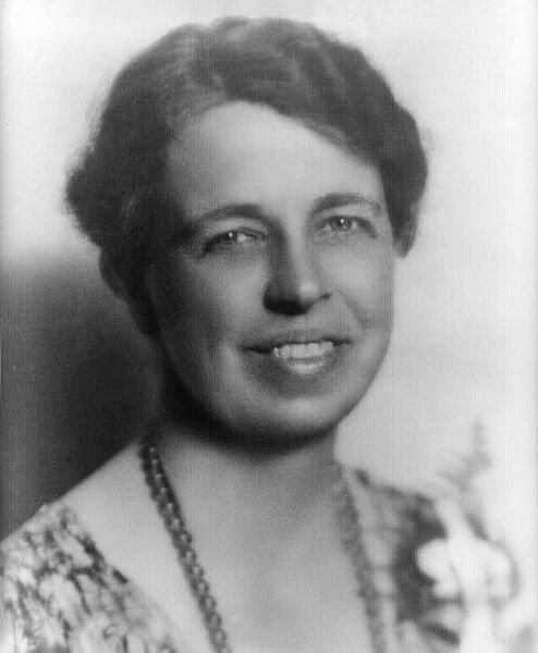 famous introverts Eleanor Roosevelt